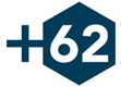 +62 | plus 62 logo