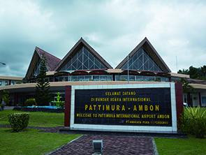 Ambon, Provinsi Maluku