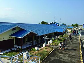 Luwuk, Provinsi Sulawesi Tengah