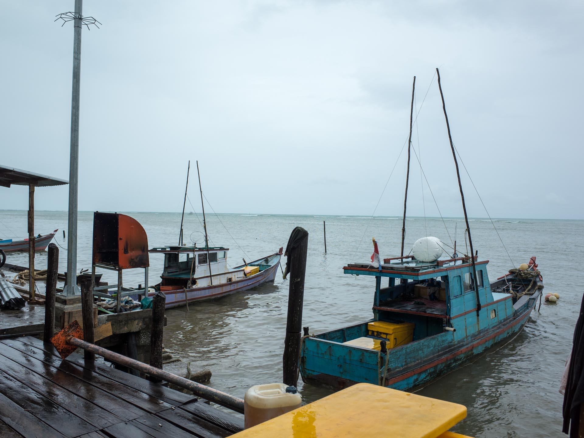 (リアウ諸島)ナトゥナ島海鮮市場