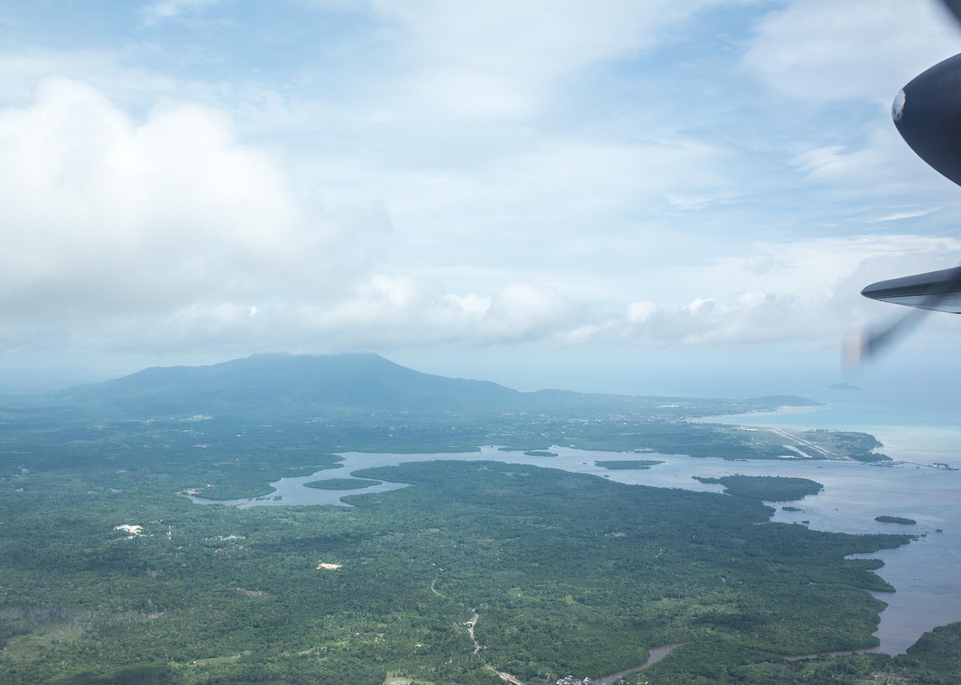 (リアウ諸島)ナトゥナ島ラナイ空港