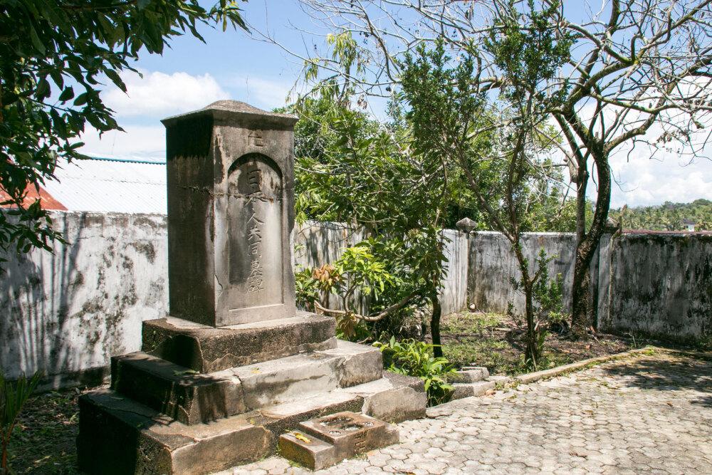 北カリマンタン、日本人墓碑