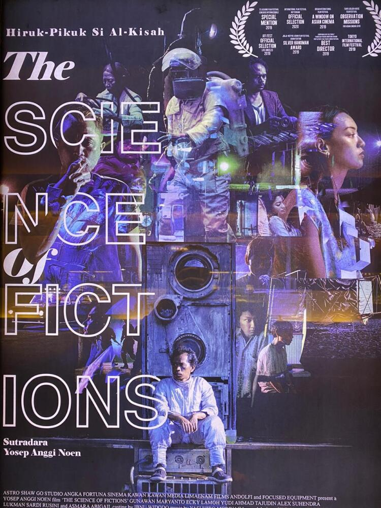 science of fiction